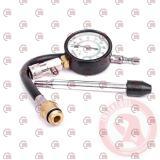 компрессометр 20 Атм бензин с шлангом, 2 переходника (футляр) Intertool