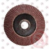 круг шлифовальный лепестковый торцевой наждачный 125мм (зерно 100)