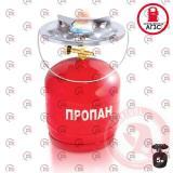 комплект газовый кемпинговый 5 л Intertool