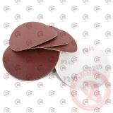 круг шлифовальный самоклеющийся наждачный 125мм (зерно 240)  120г/м2 10шт