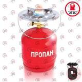 комплект газовый кемпинговый 8 л Intertool