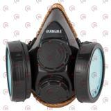 маска респиратор с двумя фильтрами (противопылевой) Sigma