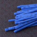 кембрик термоусадочный 100см, d= 3 синий  Apro