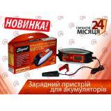 устр-во зарядн. импульсное  6-12В  0,8-4,0A, 1,2-120 А/ч  LСD дисплей, 6 реж. Elegant