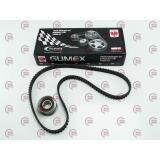 ролик ГРМ 2105 натяжной GUMEX (р/к ролик с/о + ремень 05)