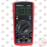 мультиметр цифровой CAT III-600В/CAT II-1000В Intertool