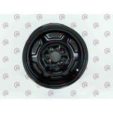 диск колесный 2108 (d=5) АвтоВАЗ (черный)