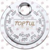 монета для проверки зазора между елетродами cвечи  Toptul