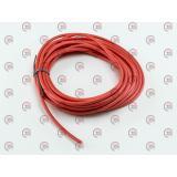 провода  вв одножильный d-8 (10м) красн.