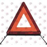 знак аварийной остановки в пласт. уп. боковые опоры усиленный  Lavita
