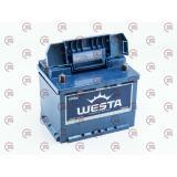 Аккумулятор   Westa  60Ач (580A) standart Евро прав +