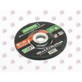 круг зачистной по металлу 125 х 6 мм (Apro)