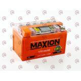 акб  12V8.6А гелевый (150х87х94) MAXION оранжевый (10-BS)
