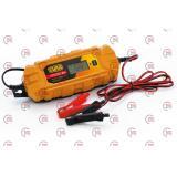 устр-во зарядн. импульсное 12В  0,8-4,0A, 10-120 А/ч  LСD дисплей, 6 реж. Сила