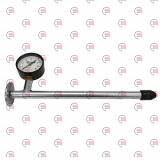 компрессометр 16 Атм бензин длинный с ручкой