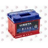 Аккумулятор   Westa  63Ач (620A)  EFB (Start-Stop) Евро прав +