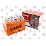 акб  12V11.2А гелевый (150х87х110) MAXION оранжевый
