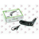 FM модулятор Sertec S8  USB/пульт/MP3/AUX вход/12-24В/microSD/Bluetooth