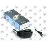 FM модулятор Sertec X8  USB/MP3/12-24В/microSD/USB зарядка 3,1А/Bluetooth