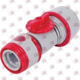 конектор регулирующий или отключающий поток воды улучшенный