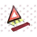 знак авар. остановки + жилет безопастности набор Vitol  (ЗА007 + ЖБ003)