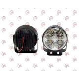 фара дополнительная LED  круглая  70мм  4 LED Lavita