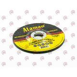 круг зачистной по металлу 125 х 6 мм (Ataman)