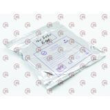 Гибкая светодиодная лента 5м 12V 300L (5050) желтая