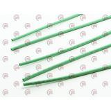 кембрик термоусадочный 100см, d= 3 зеленый